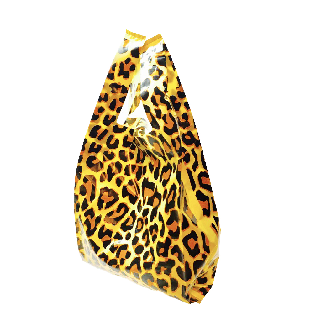 DISPOSABLE FASHION BAG 【LEOPARD】