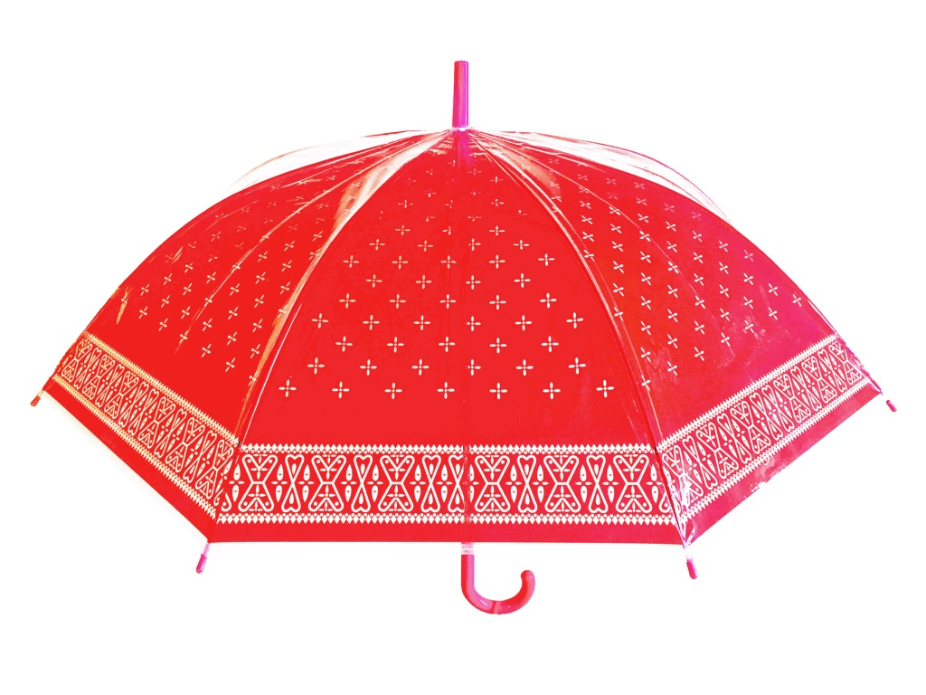 UMBRELLA 【BANDANA / RED】